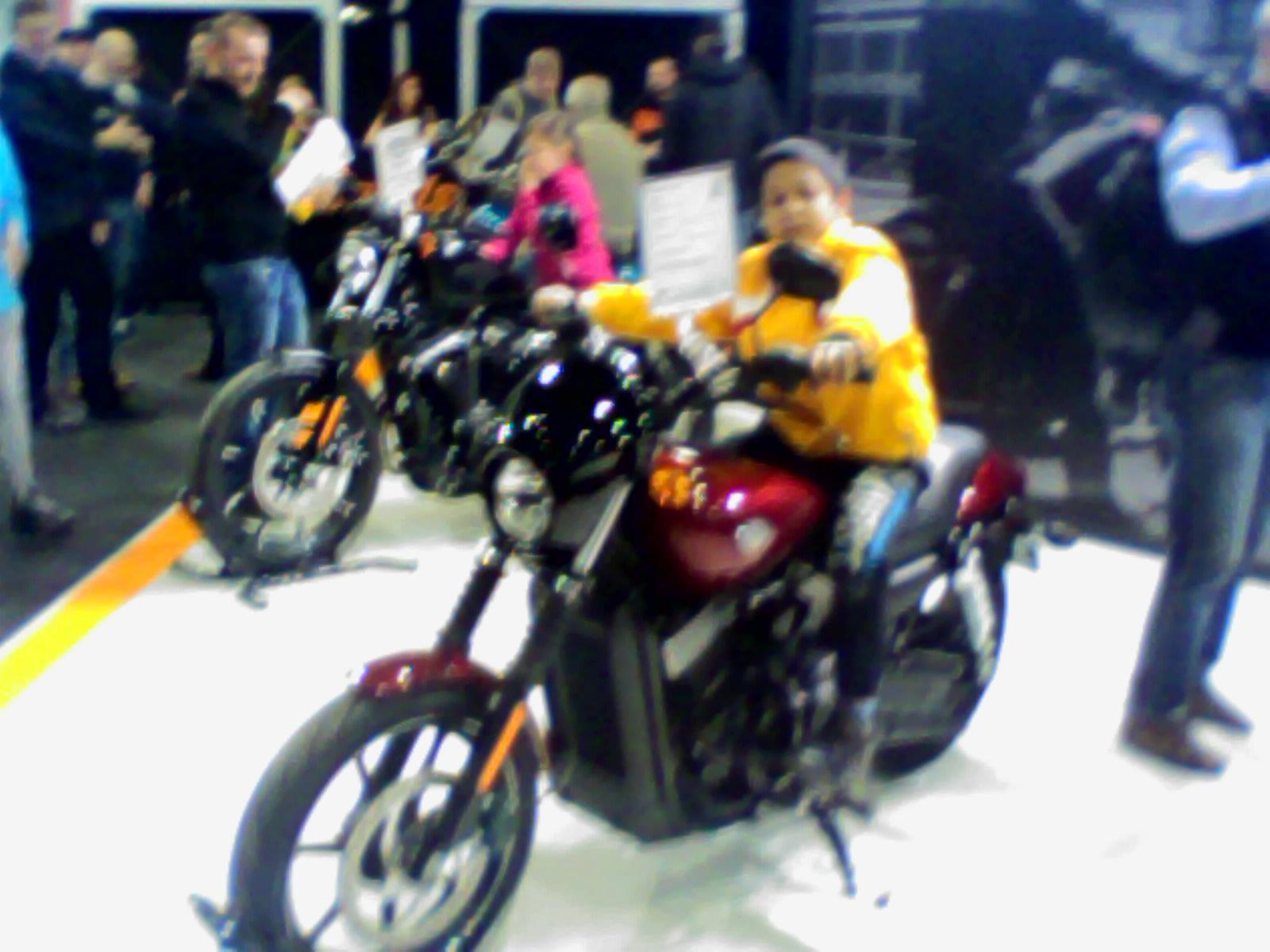 Motosalon 2016
